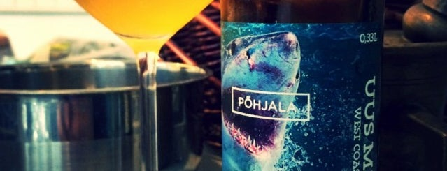 Põhjala pruulikoda is one of Beer / Ratebeer's Top 100 Brewers [2019].