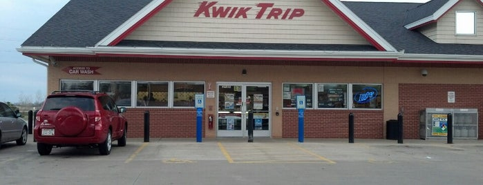 KWIK TRIP #456 is one of Dells Trip.