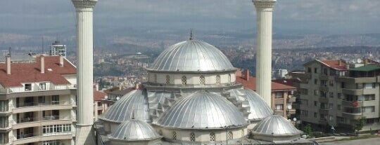 Bilal-i Habeşi Camii is one of Posti che sono piaciuti a Brs.