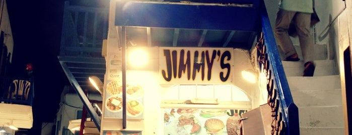 Jimmy's is one of Voyages - 2013.09 - Grèce.