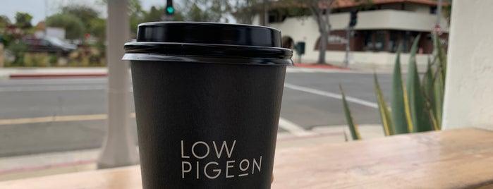 Low Pigeon is one of santa barbara.