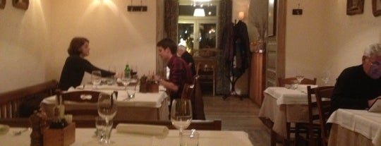 Restavracija Most is one of Ljubljana.