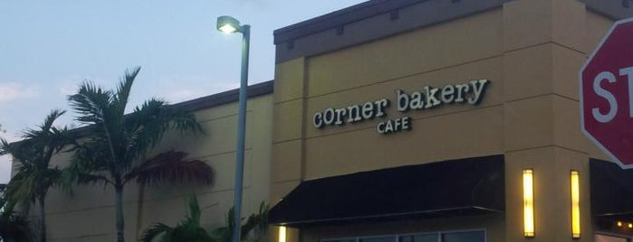 Corner Bakery Cafe is one of Restaurants to check out.