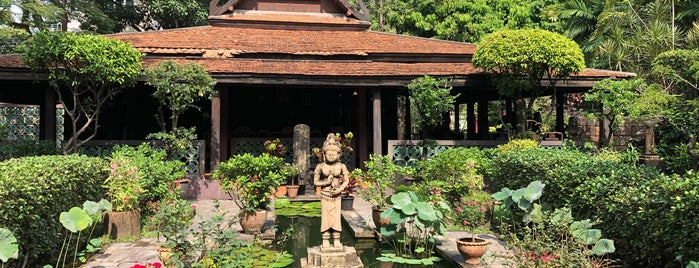 M.R. Kukrit's Heritage Home is one of Trips / Thailand.