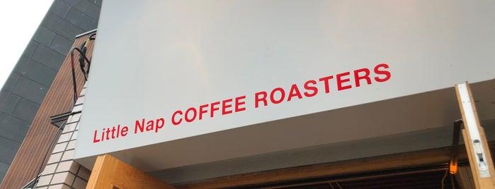 Little Nap COFFEE ROASTERS is one of スペシャルティコーヒー.