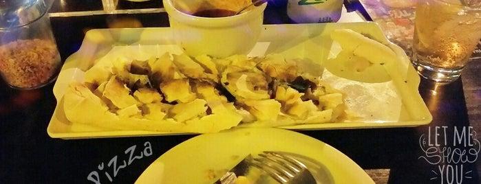 P di Pizza is one of Locais curtidos por Presi.