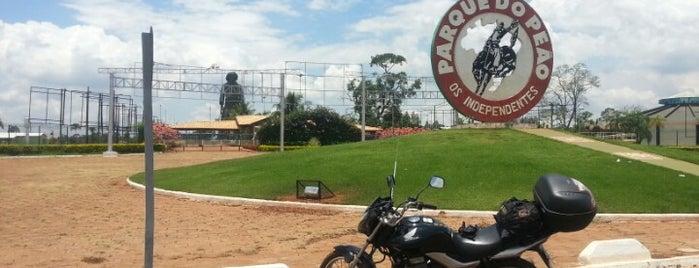 Barretos Motorcycles is one of Orte, die Airanzinha gefallen.