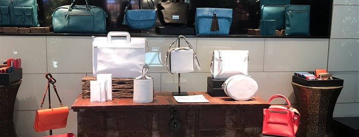 Fino Leatherware is one of Locais curtidos por Shank.