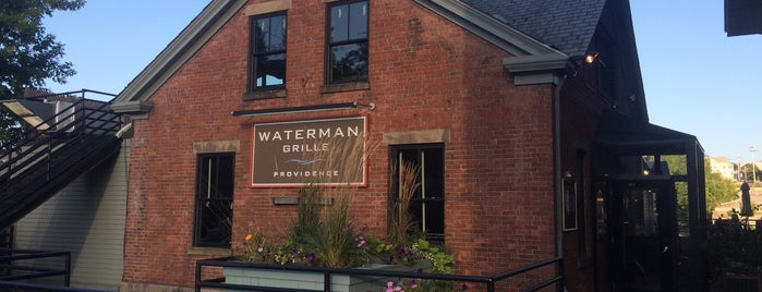 Waterman Grille is one of Dinner.