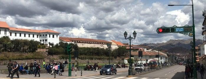 Av. Sol is one of Cuzco Favorites.