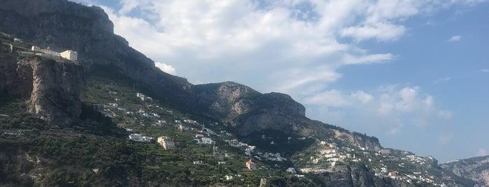 Conca dei Marini is one of Orte, die Cristi gefallen.