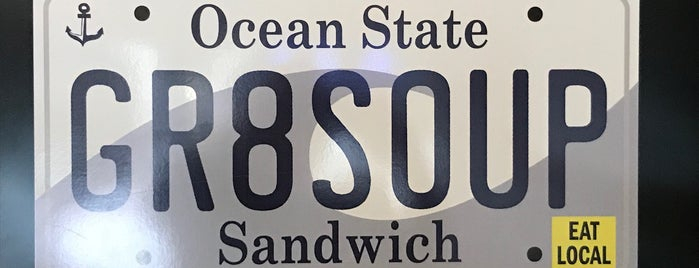 Ocean State Sandwich Company is one of Eater/Thrillist/Infatuation.