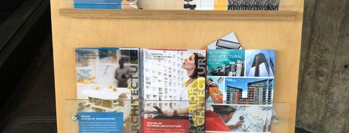 Boston Architectural College is one of Boston.