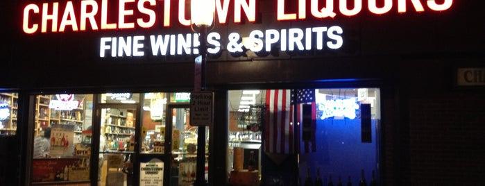 Charlestown Liquors is one of Take zucchini.