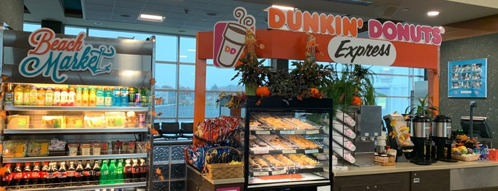 Dunkin' is one of All-time favorites in United States.