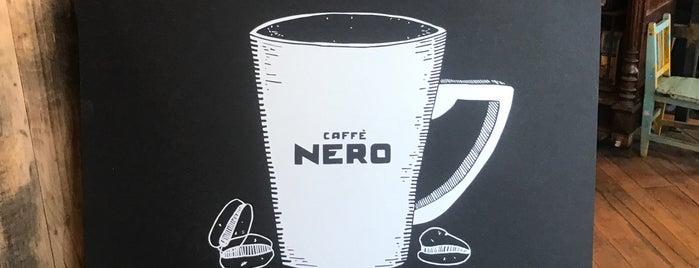 Caffè Nero is one of Patrick : понравившиеся места.