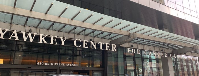 Yawkey Center for Cancer Care (Dana-Farber Cancer Institute) is one of Boston, MA.