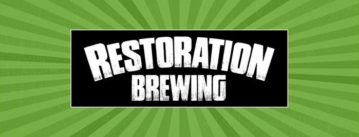 Restoration Brewing is one of Round Rock.