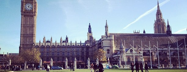 Parliament Square is one of Londres / London.