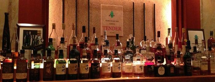 銀座 TENDER is one of Cocktail To-Do List.