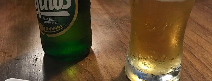 La Taverna Griega is one of Menjar a BCN.