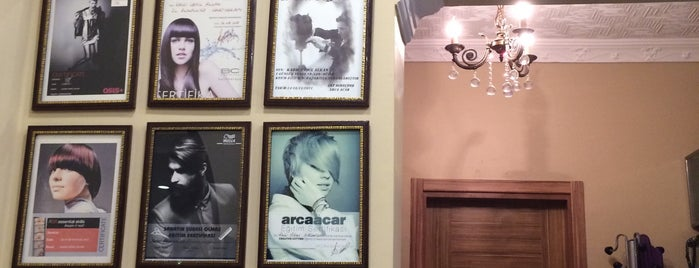Salon Kadir Men&Women Hairdressing Salon Wellness & Spa in sultanahmet istanbul is one of Orte, die Ahmet gefallen.