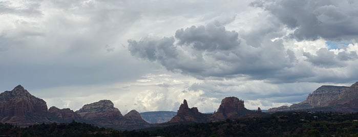The Hudson is one of The Essential Restaurants in Sedona, Arizona.
