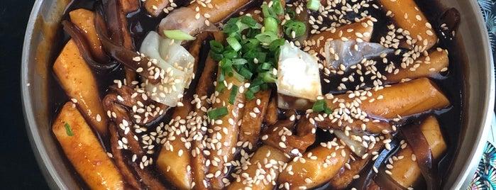 창화당 is one of Expat Seoul - Eating.