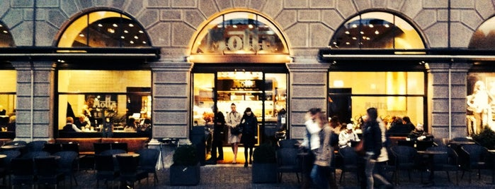 Gran Café Motta is one of Places to be when in Zurich.