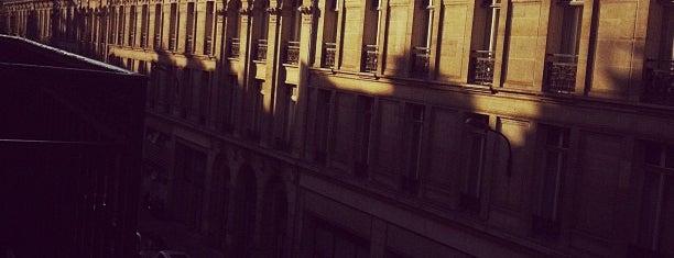 Terrasse Hôtel is one of Paris.