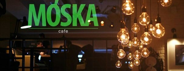 Moska Bar is one of Posti salvati di Kathy.