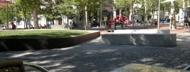 Paris Avenue is one of Funky Madrid.
