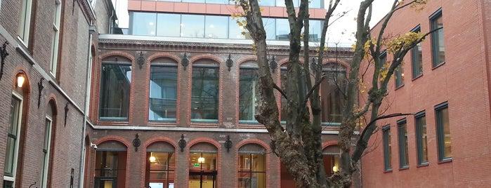universiteitsgebouwen / campus buildings