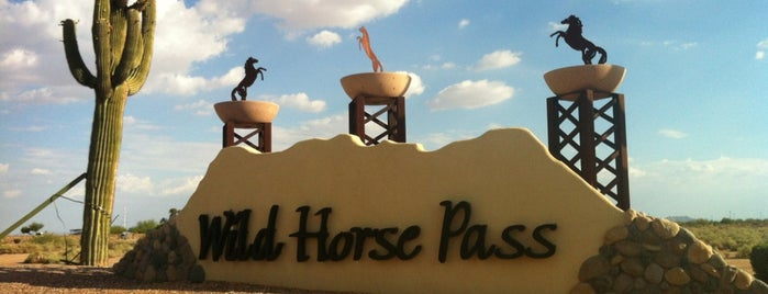 Wild Horse Pass Hotel & Casino is one of Phoenix.