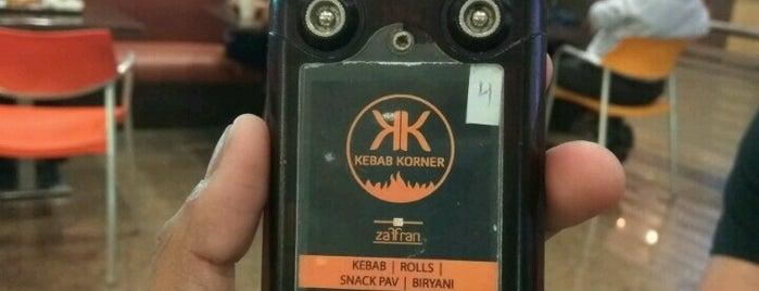 Kebab Korner By Zaffran is one of BOM.