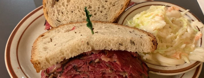 Pastrami Queen is one of Midtown Lunch.