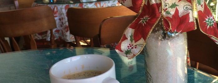 Café Alpen is one of Locais curtidos por Kleber.