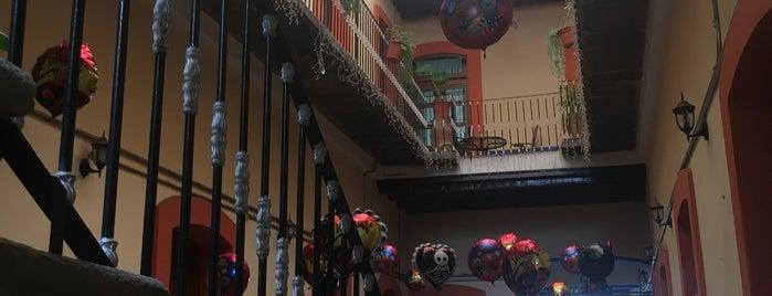 Casona De Los Angeles is one of Hotels @ Mexico.