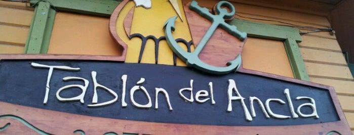 El Tablón del Ancla is one of Tempat yang Disukai Ricardo.
