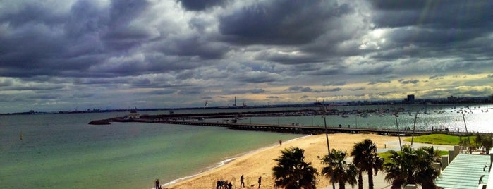 St Kilda Sea Baths is one of Magnificent Melbourne.