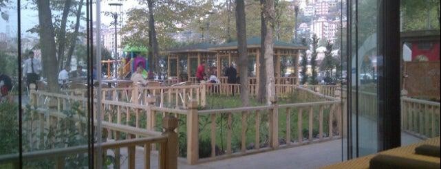 Osmanlı Parkı is one of Posti che sono piaciuti a Engin.