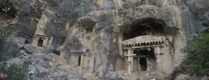 Pinara Antik Kenti is one of Fethiye/Meğri ⛵️.