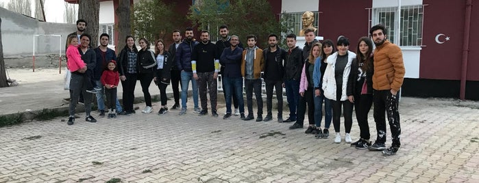 Kayıhan İlköğretim Okulu is one of Ekremさんのお気に入りスポット.