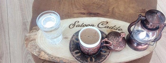 Saloon Cadde is one of Sinan 님이 좋아한 장소.