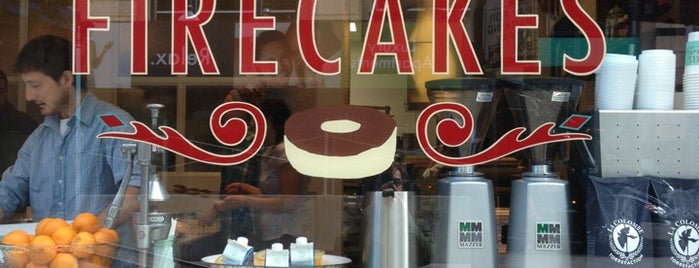 Firecakes Donuts is one of Coffee Places_Chicago.