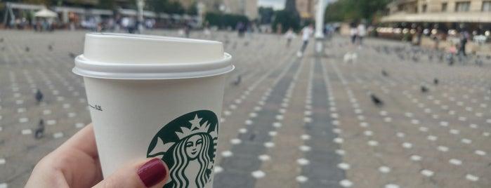Starbucks is one of 🇹🇩Timişoara.