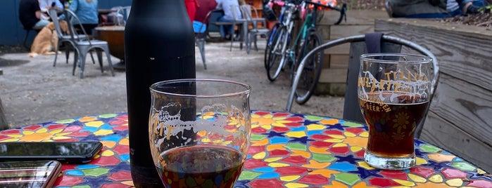 Wild Heaven Beer is one of Lugares favoritos de Christopher.
