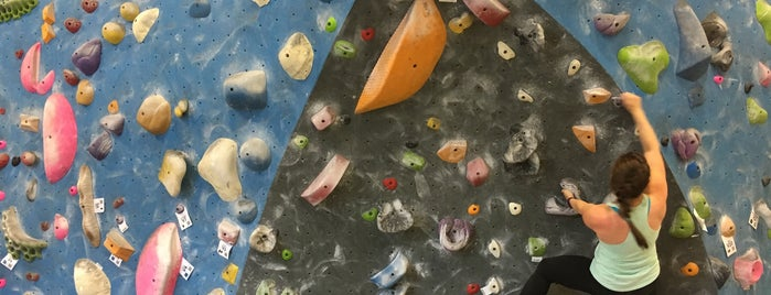Earth Treks Climbing Gym is one of Colorado to do.