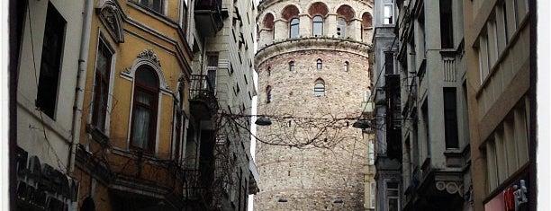 Galata Perform is one of İstanbul Avrupa Yakası #4 🍁🍃.