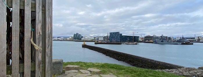 Þúfa - Listaverk eftir Ólöfu Nordal is one of Part 1 - Attractions in Great Britain.